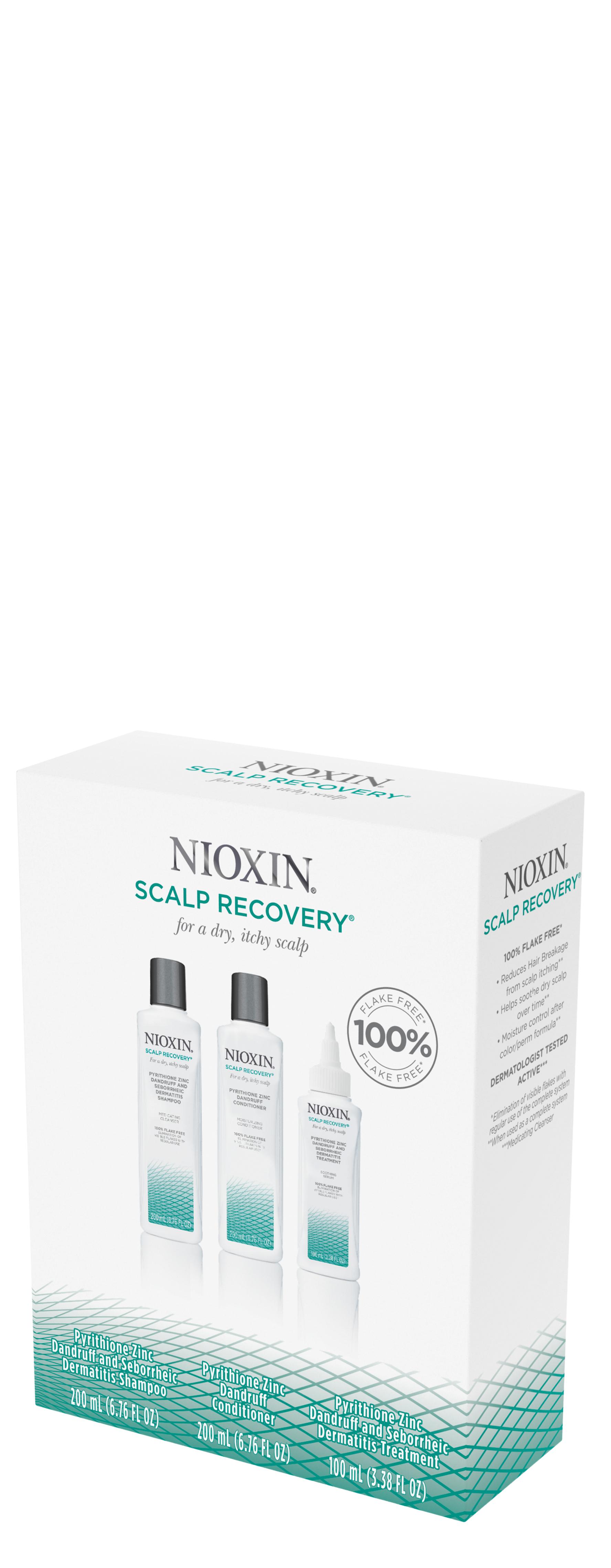 Nioxin Niox Scalp Rcvy Kit 6 8oz