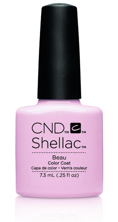 CND Shellac Beau - 0.25 fl oz Shellac Beau