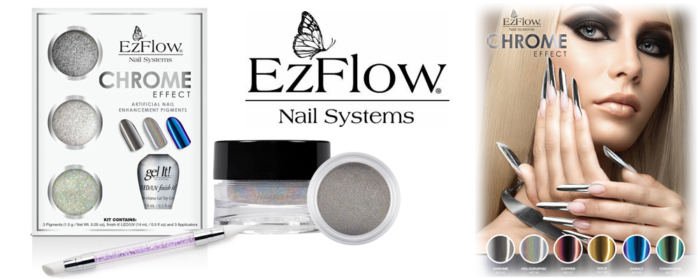 EzFlow Chrome Effect Pigments