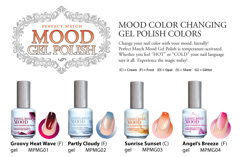 LeChat Mood Gel Polish