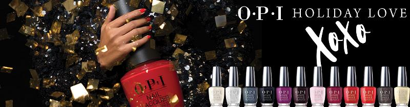 OPI Love OPI, XOXO - HOLIDAY COLLECTION 2017