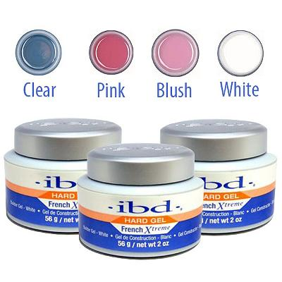 IBD French Xtreme UV Hard Gels