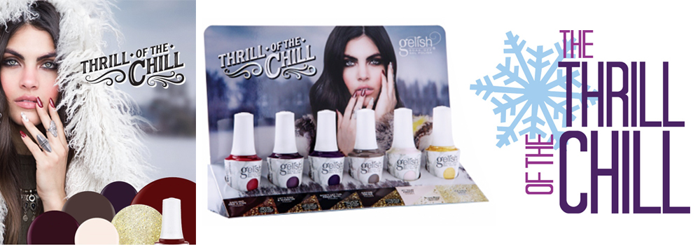 Gelish Thrill Of The Chill Collection