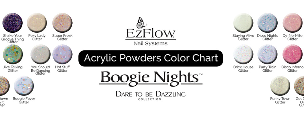 EzFlow Boogie Night collection