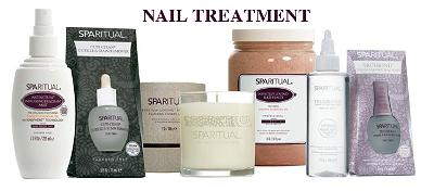 Sparitual Nail Treatment