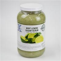 mint-lemon-sugar-scrub